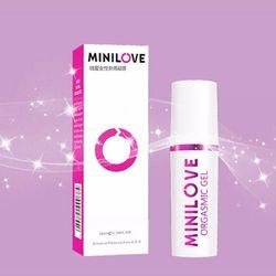 white Minilove orgasmic sex drops exciter for women climax orgasm Strong Enhance Female Libido intim gel item Love condensation