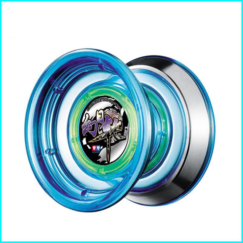 Auldey YOYO anthelion arhélique ronde yoyo lueur saint graal yoyo KK roulement professionnel yoyo jouets accessoires spéciaux diabolo jonglage