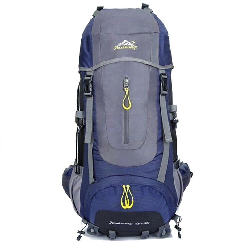 Hot Waterproof Travel Hiking Top Quality Backpack Sports Bag For Women Men Outdoor Camping Climbing Bag Mountaineering Rucksack