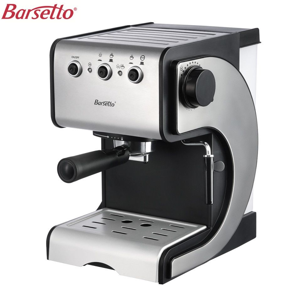 Barsetto BAA621 220V 1050W Coffee Machine Coffee Maker Espresso Maker For Household EU