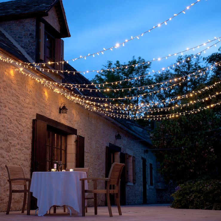 10M/20M/30M/50M/100M Outdoor LED Fairy String Light garland Party Lights for Home Wedding Christmas Holiday Events Decoration