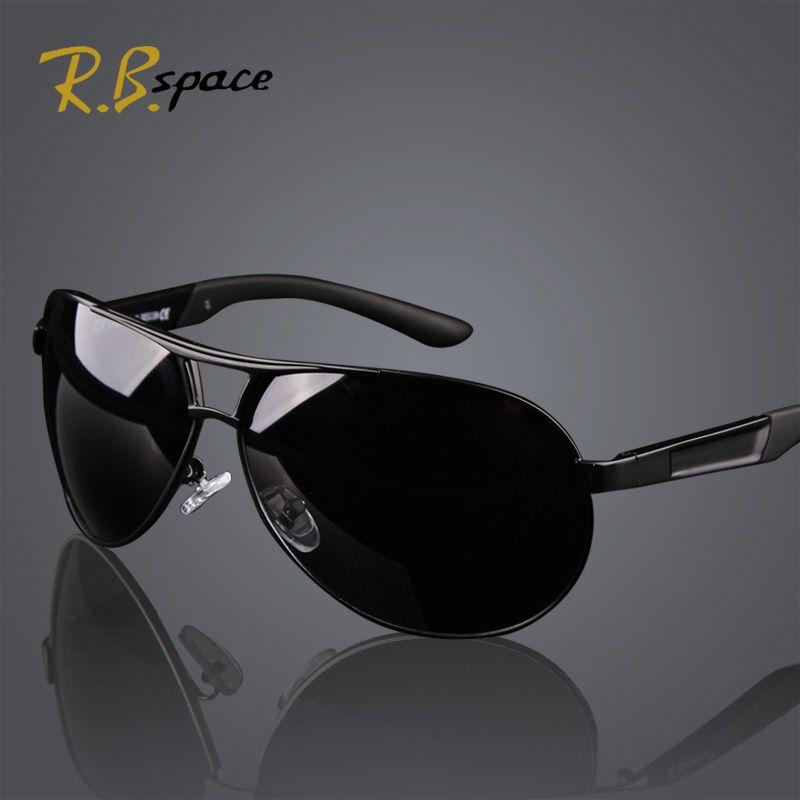 R. Bspace marque 2017 nouvelle mode hommes UV400 revêtement polarisé lunettes de soleil hommes conduite miroirs oculos lunettes de soleil pour homme