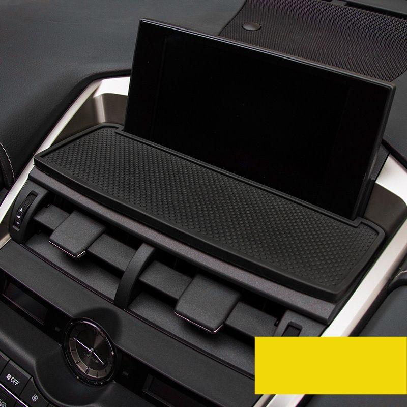 Lsrtw2017 emulsion auto navigation screen panel anti-slip handy matte für lexus es200 es250 es300 es350 2012-2018 xv60
