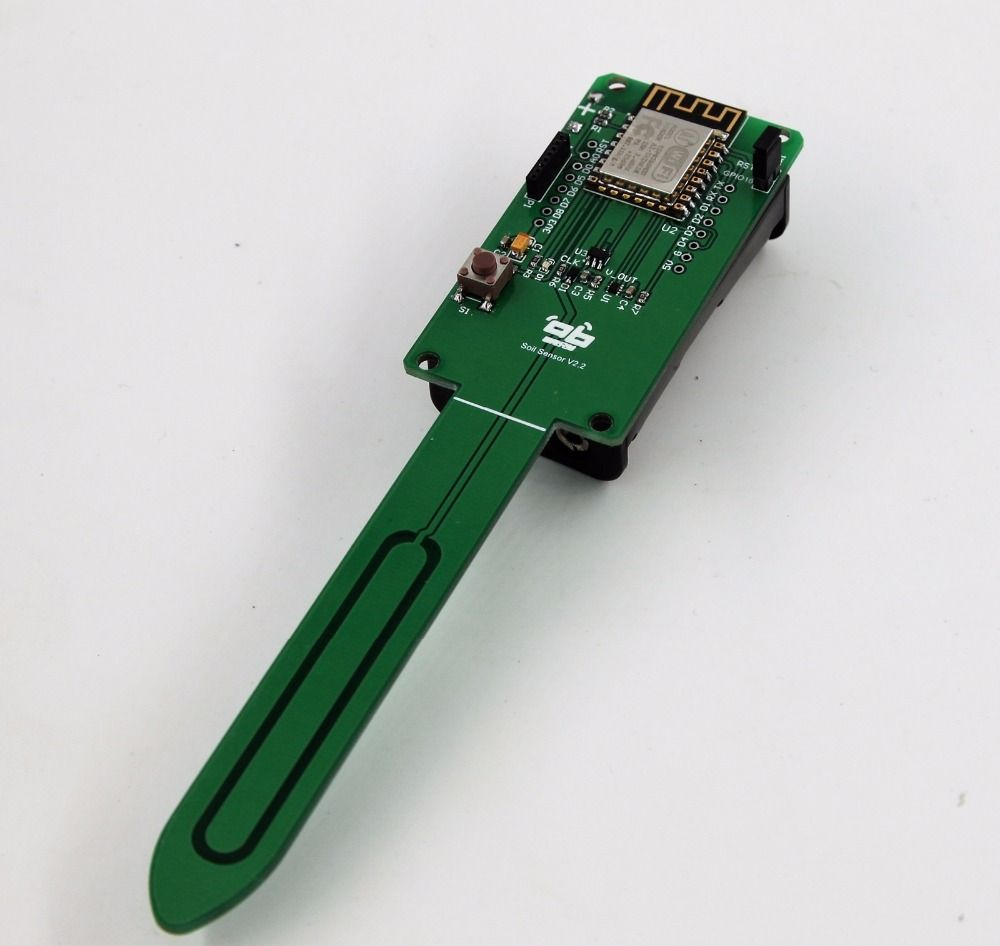 Capteur d'humidité du sol ESP8266 Rev2.1 avec CP2104 pour panneau de développement bricolage