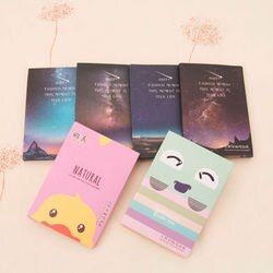 Make Up Facial Face Clean Oil Absorbing Blotting Papers Tools Pattern Random New Arrival 50Sheets/Pack
