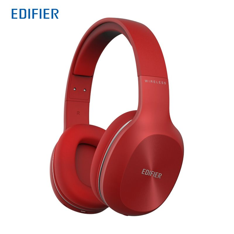 Edifier W800BT Wireless Headphones <font><b>Stereo</b></font> Sound Bluetooth Headset BT 4.1 with 3.5mm Cable for iPhone Samsung Xiaomi Ipad