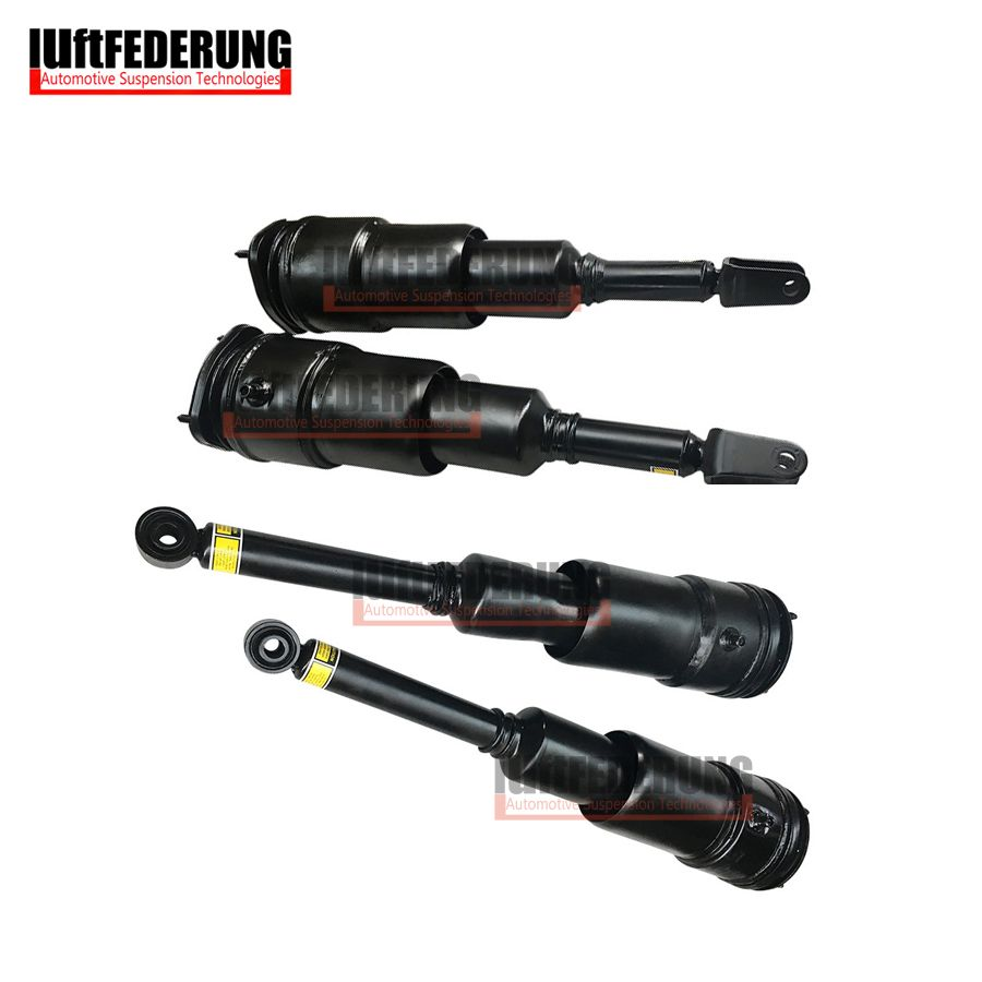 Luftfederung 4PCS Front Air Spring Rear Suspension Air Ride Fit Lexus Toyota LS460L 408050200(50201) (48080)4809050163
