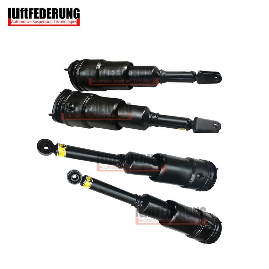 Luftfederung 4PCS Front Air Spring Rear <font><b>Suspension</b></font> Air Ride Fit Lexus Toyota LS460L 408050200(50201) (48080)4809050163