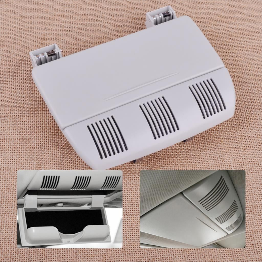 CITALL 1Z0868565 1Z0868565E 1Z0868565F Sunglasses Glasses Storage Box Holder Case for Skoda Octavia Octavia Roomster 2007 - 2013