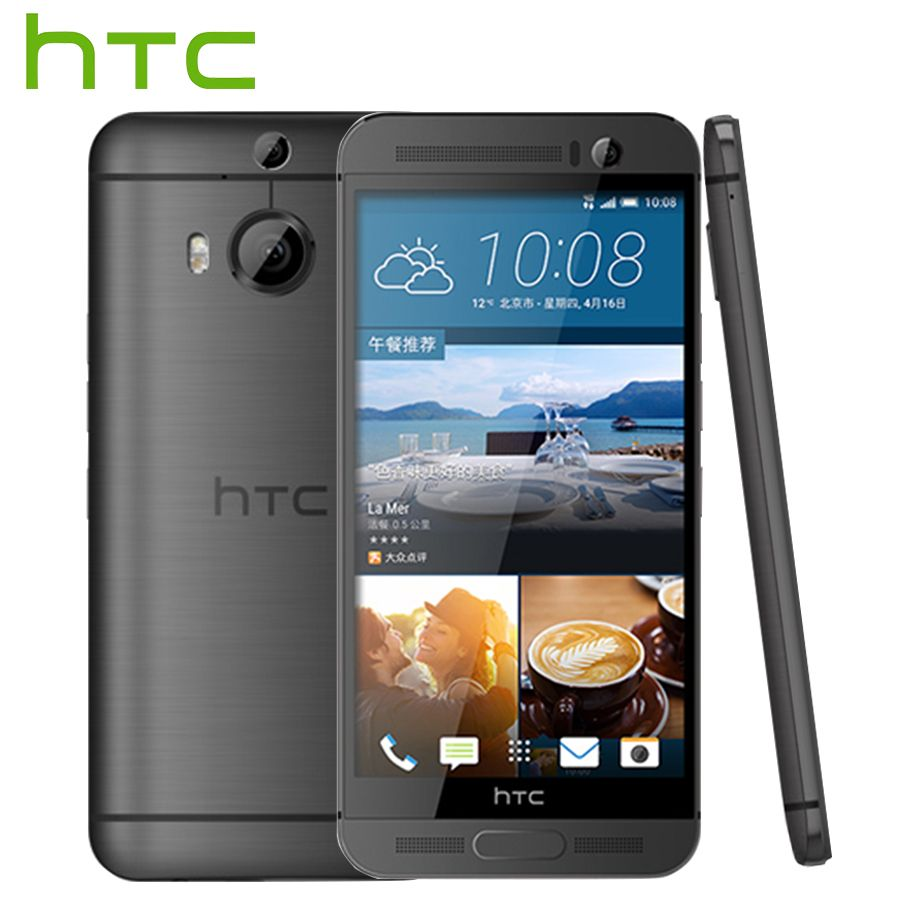 T-Mobile Version HTC EINS M9 + M9pw 4G LTE Handy Octa Core 2,2 GHz 3 GB RAM 32 GB ROM 5,2 zoll 2560x1440 Dual Kamera Handy