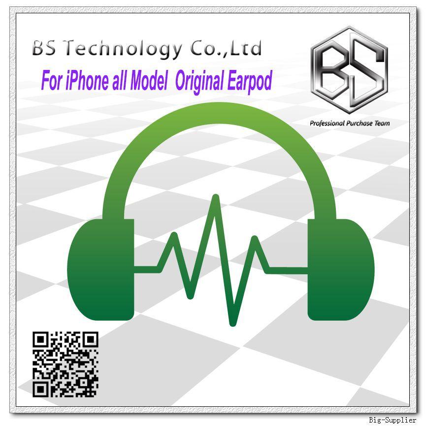 10pcs/lot Pls see the Description !! 10pcs/Lot 100% Official Original Earpod Headphone for iPhone 7/6/5/5S/5C/6+
