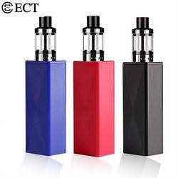 2017 Оригинал ECT 40 W стартовый набор 2200 mah e сигареты 18650 батарея mox мод vape дешевая электронная сигарета