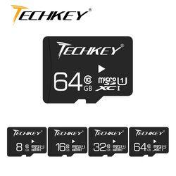 Оптовая продажа карты памяти Micro SD Card 64 ГБ 32 ГБ 16 ГБ 8 ГБ Class10 карты памяти MicroSD накопитель диск флэш-памяти высокой скорости для телефона
