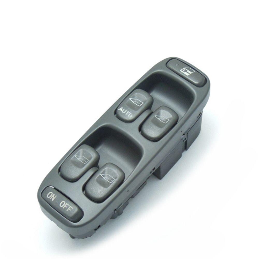 KEMiMOTO Power Window Switch for Volvo V70 S70 XC70 8638452 1998-2000 1999 2000