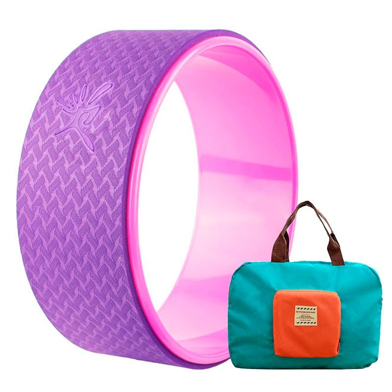 Neue Yoga Rad Pilates Yoga Kreis Bonus Tasche