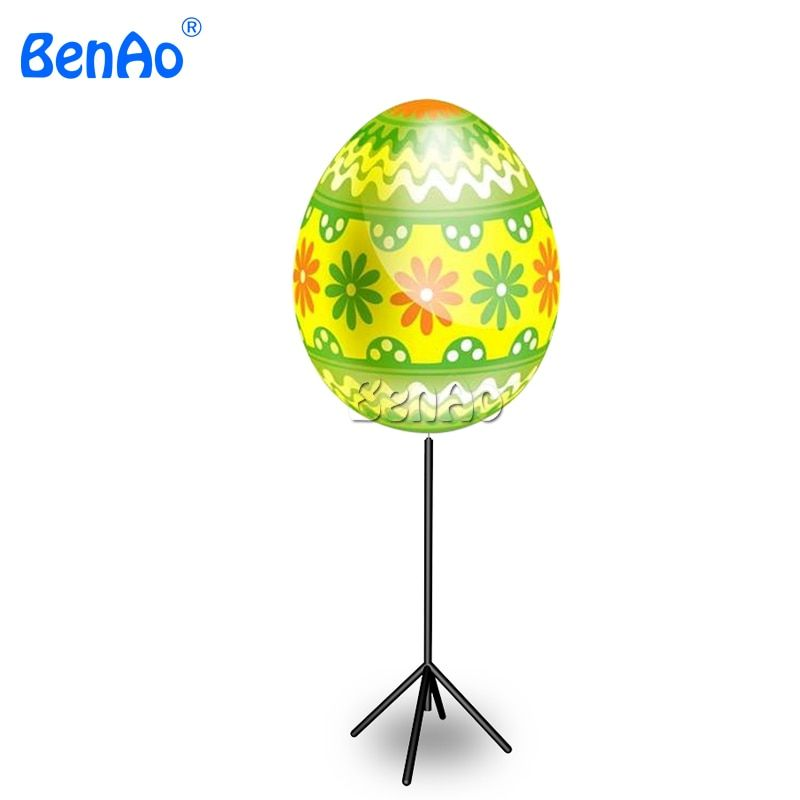 outdoor inflatable remote control led balloon,customized inflatable stand led light ball tripod for Decoration and Advertising