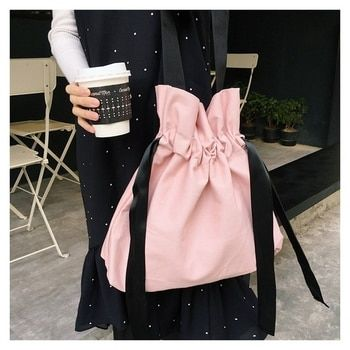 Raged Sheep Women Lady Shopping Bag Canvas Totes bags Reusable Cotton grocery Handbags Purse Eco Foldable Shopping  Trolley