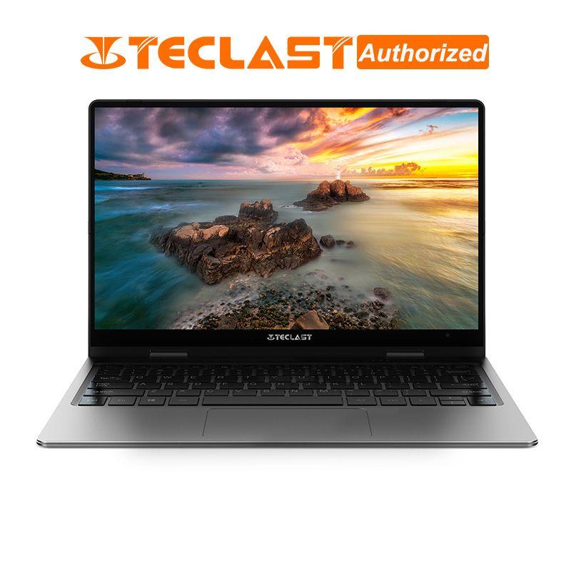 Teclast F5R Notebook 11,6 Zoll Intel Gemini See N3450 Win 10 8GB DDR4 128GB SSD 360 Grad Scharnier touchscreen Laptop
