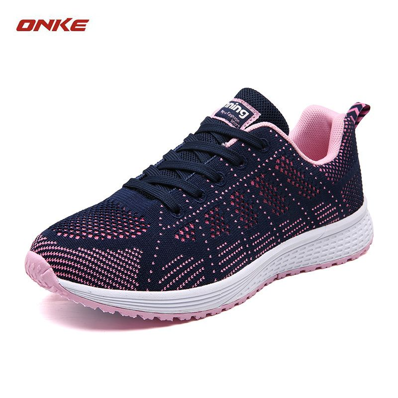 Air Cushion Original Breathable Sneakers Women Summer Springs Athletic Outdoor Sports Entertainment Shoes Women <font><b>Running</b></font> Shoes