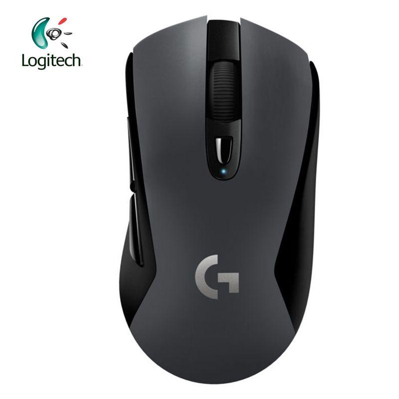 Logitich G603 Wireless Gaming Maus LIGHTSPEED Optische 12000 dpi Bluetooth Maus für PC Laptop Ergonomische Offizielle Agentur Test