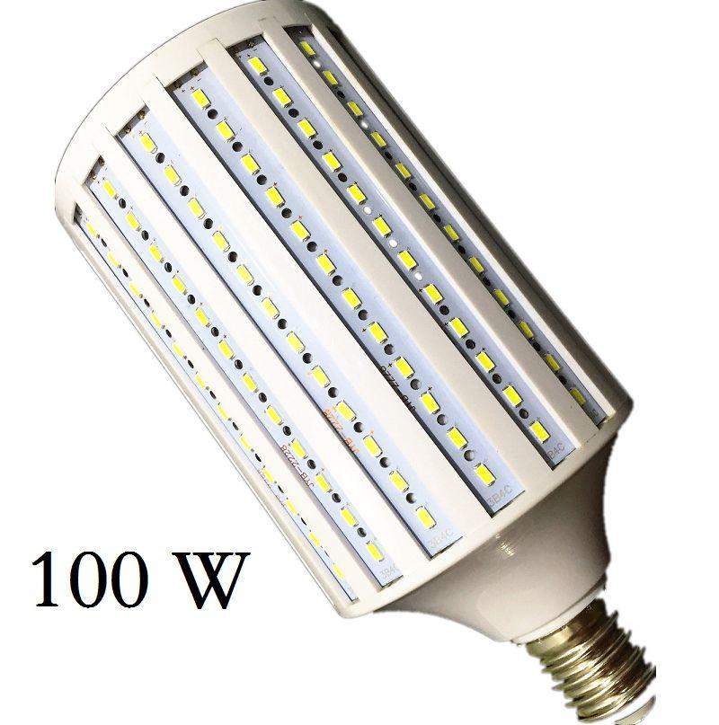 Lampada 40W 50W 60W 80W <font><b>100W</b></font> LED Lamp 5730 2835SMD E27 E40 E26 B22 110V 220V Corn Bulb Pendant Lighting Chandelier Ceiling Light