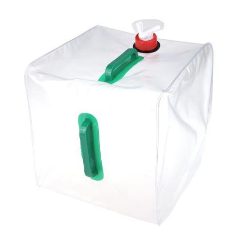 JHO-20L 5.3 Gallon Portable porte-eau pliable conteneur de stockage d'eau pour Camping randonnée escalade