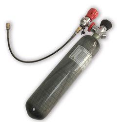 AC102301 2L 300Bar Paintball Tank PCP Rifle Airgun Hunting High Pressure Tank valve & filling station mini scuba air bottle