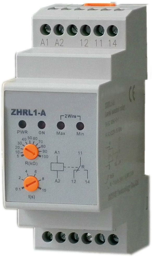 ZHRL1 реле уровня жидкости, floatless реле, реле уровня воды, ZHRL1-A-A220, 220VAC реле