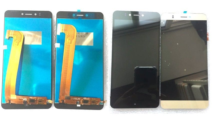 New LCD Display Matrix + Touch Screen Digitizer For 5.3