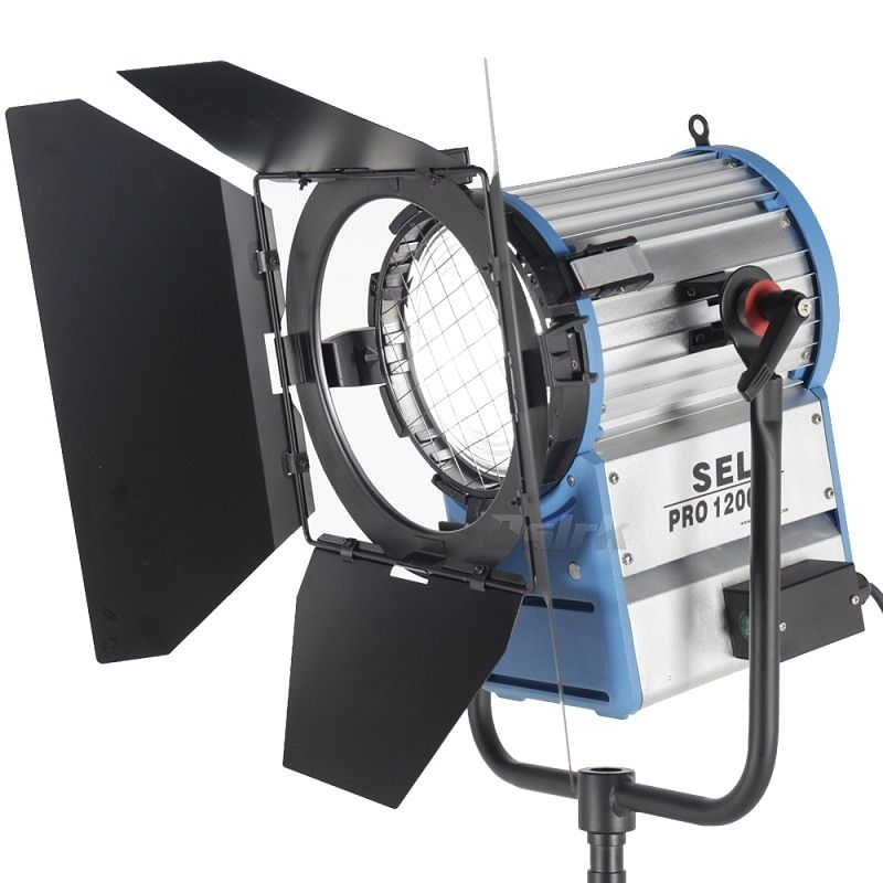 200W LED Spotlight as 1200W HMI Light Dimmable for advertising Filmmarking Broadcasting Film Camera video