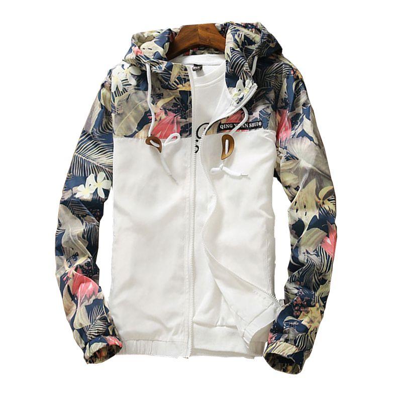 Vestes à capuche pour femmes 2019 été coupe-vent casual femmes vestes de base manteaux chandail Zipper vestes légères Bomber Famale