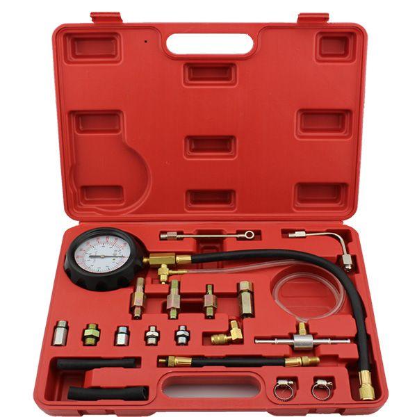 TU-114 Fuel Pressure Gauge Auto Diagnostics Tools For Fuel Injection Pump <font><b>Tester</b></font>