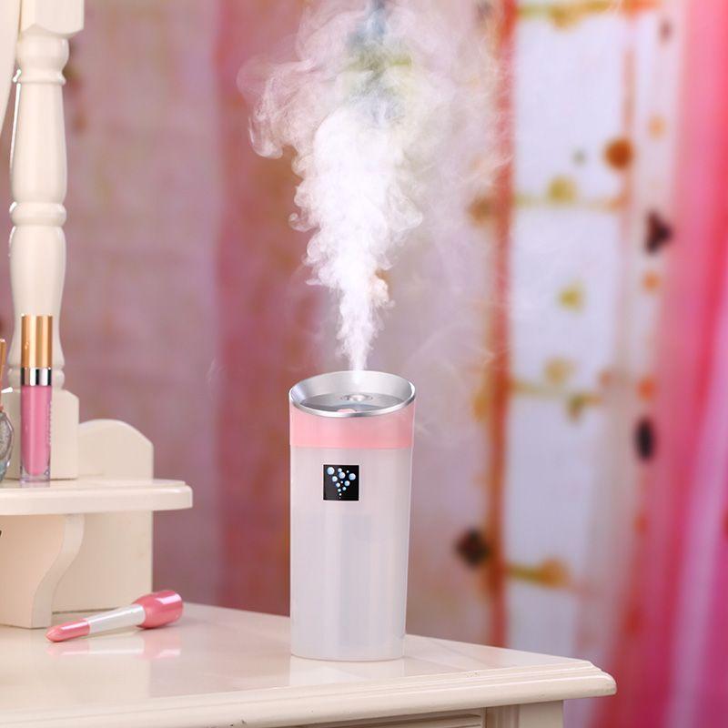 300 ML humidificateur à ultrasons USB voiture humidificateur Mini arôme huile essentielle diffuseur aromathérapie brumisateur maison bureau