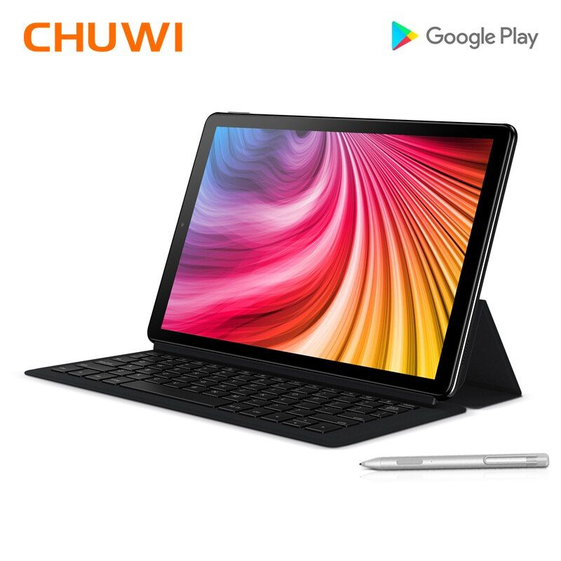 CHUWI Hi9 Plus Helio X27 Deca Core Android 8.0 Tablet PC 10.8 2560x1600 Display 4GB RAM 64GB ROM Dual SIM 4G Phone Call Tablets