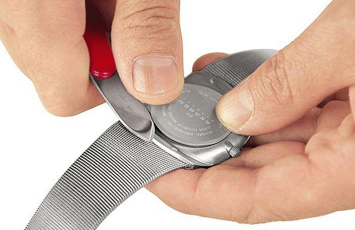16 pièces montre réparation outil Kit horloger outils Set avec tournevis pince pince à épiler marteau Herramientas outils à main