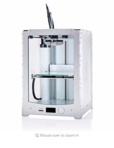 Ultimaker 2 Extended+ 3D printer clone DIY full kit/set(not assemble) single nozzle Ultimaker2 Extended+ 3 D printer
