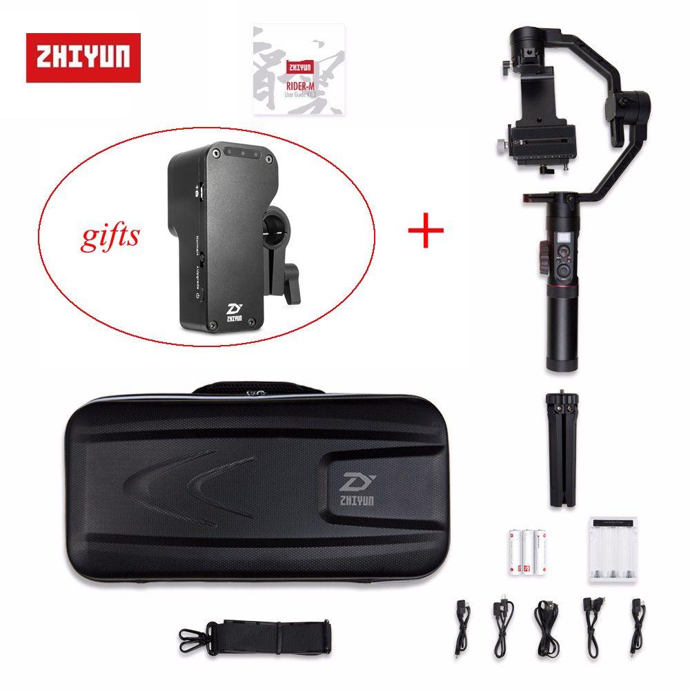 Zhiyun Kran 2 Crane2 3-Achse Handheld Gimbal Stabilisator für Canon Nikon Sony Panasonic alle Kameras w/Kran 2 Servo Folgen Fokus