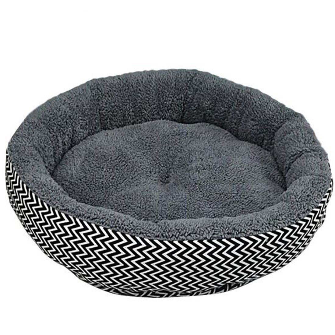 Coussin chaud canapé lit pour animal chiot chien chat en hiver