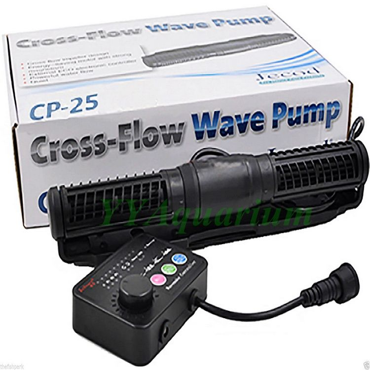 2016 NEWEST CREATIVE JEBAO JECOD CROSS FLOW WAVE MAKER CIRCULATION AC DC PUMP FOR AQUARIUM FISH TANK REEF NANO MARINE #CP25