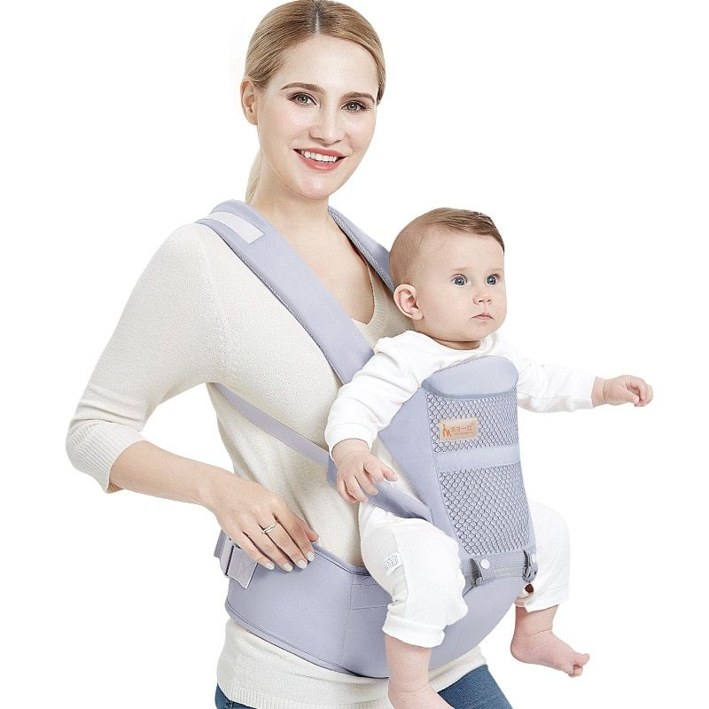 Quatre positions 360 coton ergonomique porte-bébé sac à dos pour bébé pour 0-36 mois enfants bébé chariot enfant en bas âge bretelles