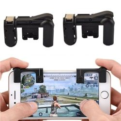 The 4th Generation Smart phone Mobile Gaming Trigger for PUBG Mobile Game Fire Button Aim Key L1R1 Shooter Controller