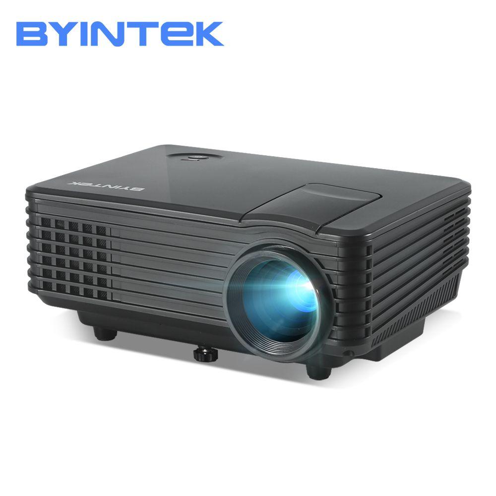 BYINTEK SKY Y2 Home cinéma Mini LED Portable vidéo HD LCD projecteur projecteur projecteur avec prise en charge HDMI USB 1080 P