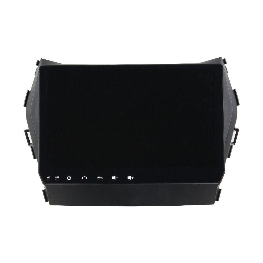OTOJETA Android 8.0 car DVD octa Core 4GB RAM 32GB rom multimedia player for hyundai IX45 santa fe 2014+ gps stereo head units