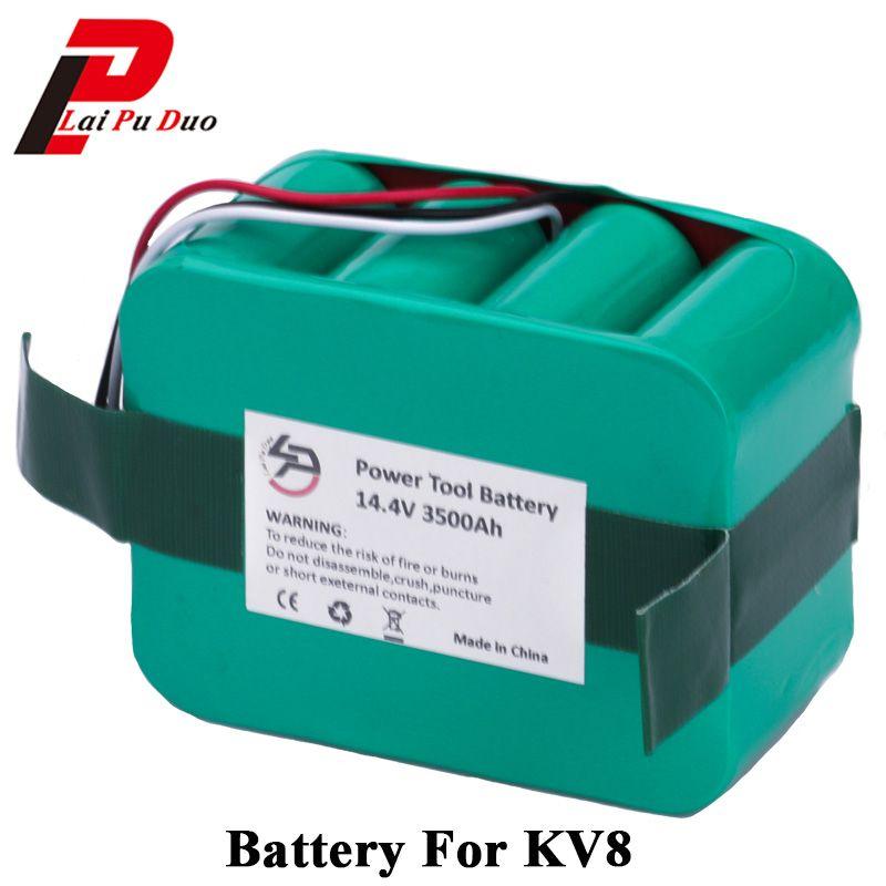 14.4V <font><b>3500mAh</b></font> Ni-MH Vacuum Cleaner battery for KV8 Cleanna XR210 XR510 series XR210A XR210B XR210C XR510A XR510B XR510C XR510D
