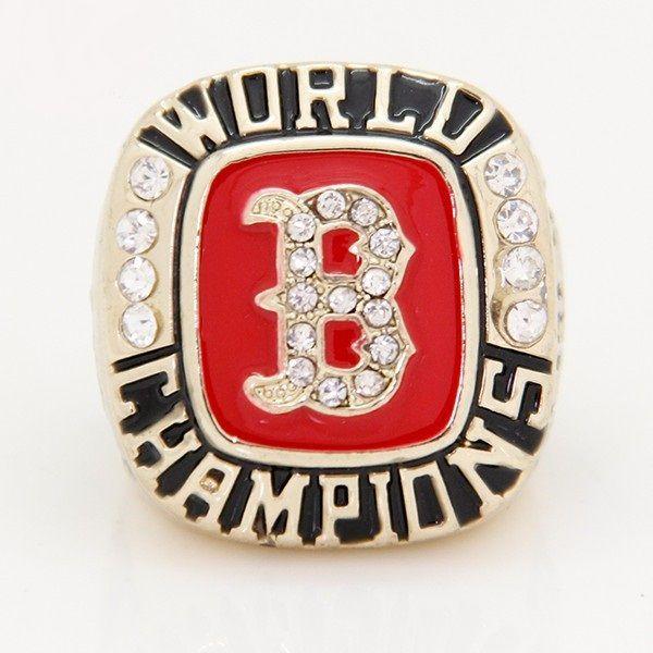 2004 Boston Red Sox World Series Championnat Anneau