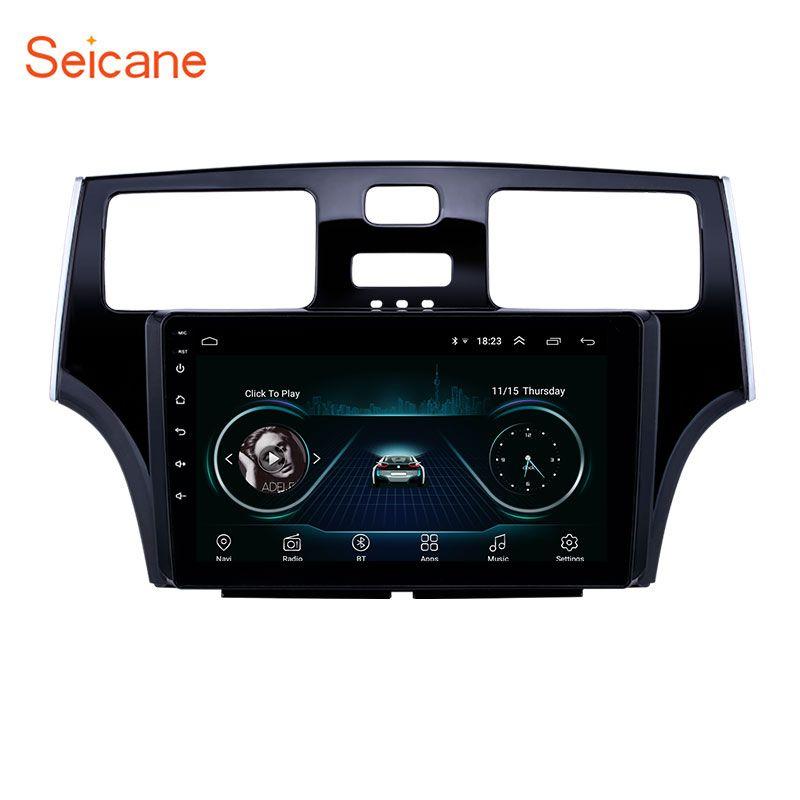 Seicane 2din 9 Zoll Android 8.1 GPS Auto Radio Für 2001 2002 2003 2004 2005 Lexus Multimedia Player Touchscreen Kopf Einheit wifi