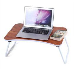 Multiusos plegable cama escritorio del ordenador portátil mesa de pie bandeja de desayuno escritorio portátil té Mesa servir soporte
