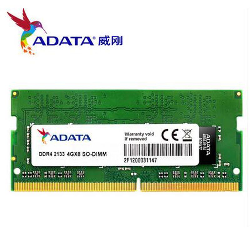 ADATA 1.2V 4GB 8GB DDR4 2400Mhz 2133Mhz Computer Laptop DIMM Lifetime Game Memory RAMs 260 Pins Notebook RAMs ddr 4 SO-DIMM New