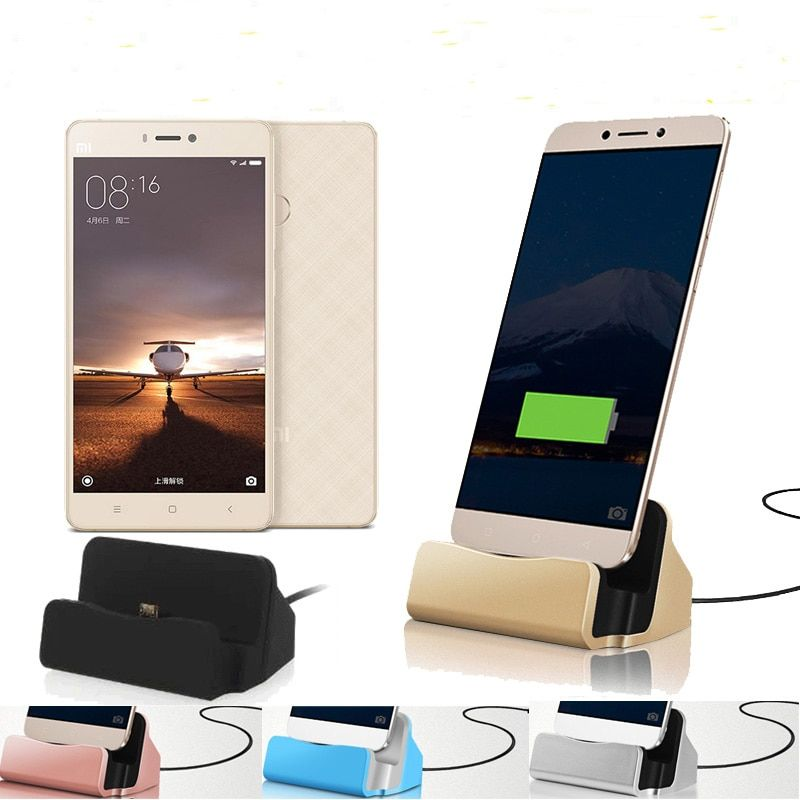 USB 3.1 Type-C Dock Station Charger Cradle For Letv LeEco Le 2 Pro X20/LETV Le Max 2 X820/For Huawei P9 JF8
