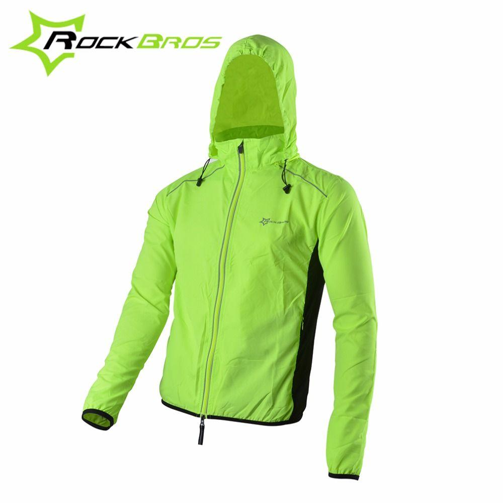 ROCKBROS Cycing Corriendo Chaquetas A Prueba de Viento Impermeable Escalada Chaquetas Escudo Pesca Deportes Jersey chaqueta de Invierno Para Hombres de Las Mujeres
